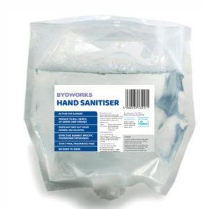 Byotrol Hand Sanitiser 800ml Sachet