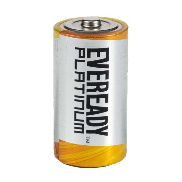 Eveready Platinum C Single Battery