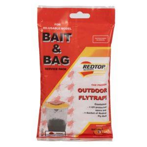 Redtop Bait & Bag
