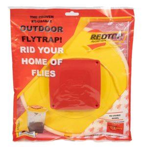Redtop Reusable Fly Trap