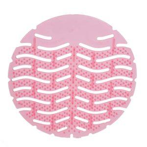 Urinal Screens 1 Pack - Pink