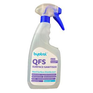 QFS Surface Sanitiser Trigger Spray